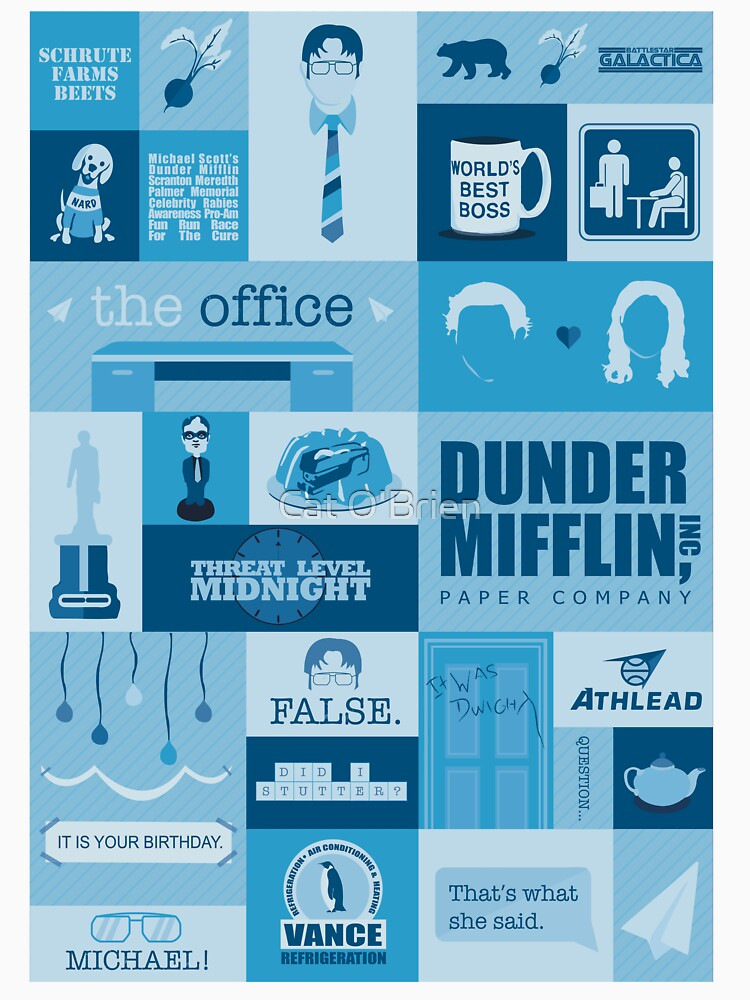The Office by ceobrien