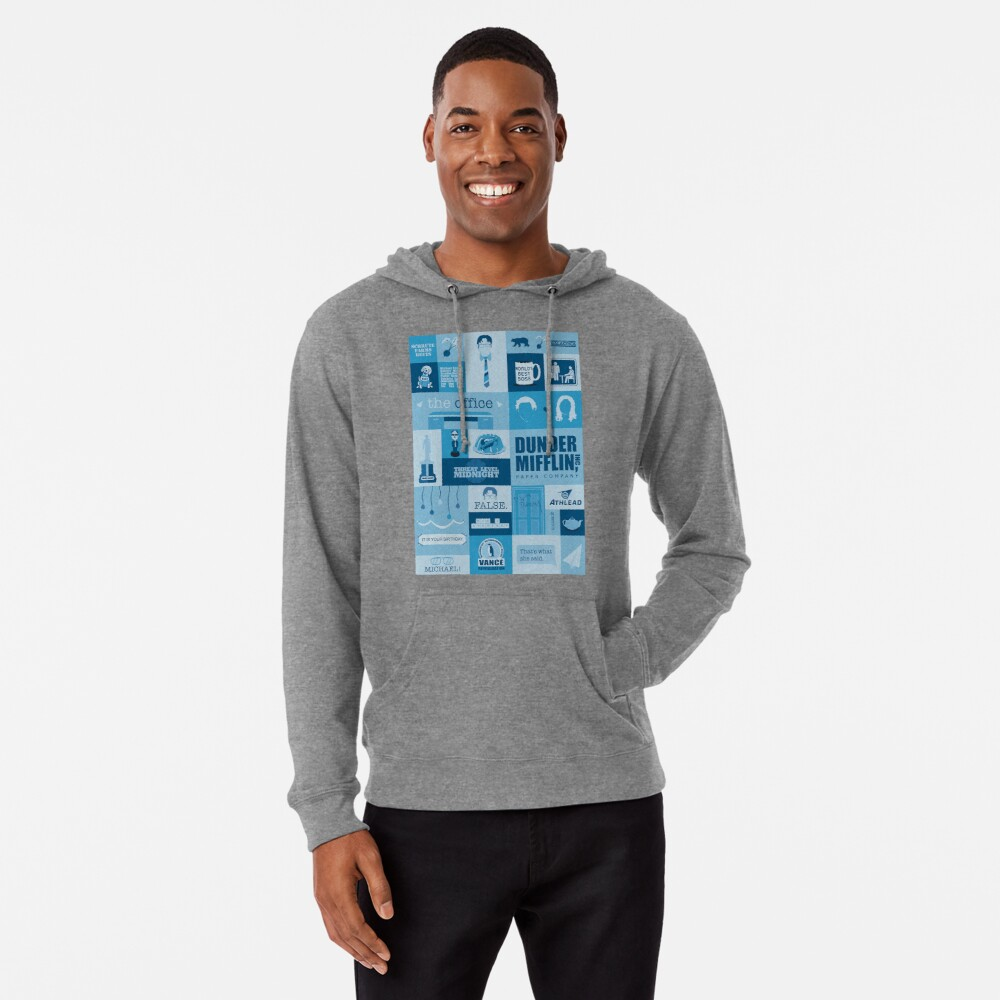 The Office Lightweight Hoodie
