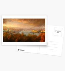 View of Budapest Postcards
