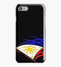 Philippine Tribal Flag iPhone Case/Skin