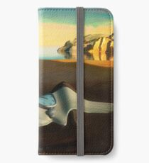 Persistence of Memory iPhone Wallet/Case/Skin