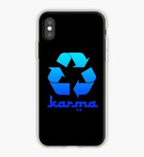 Recyceln Sie KARMA iPhone-Hülle & Cover