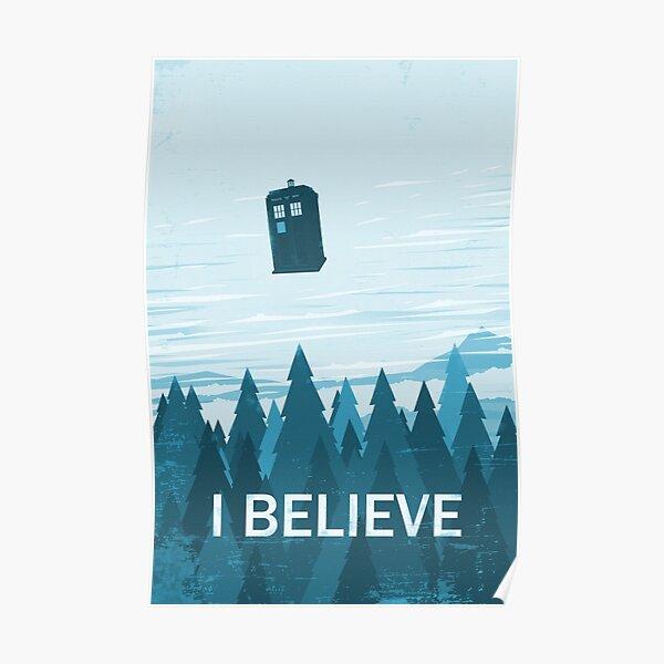 Je crois Poster