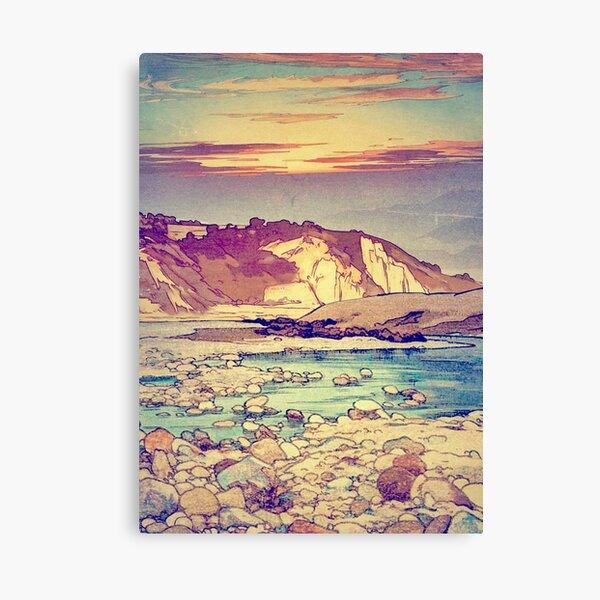 Sunset at Yuke Canvas Print