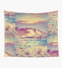 Sunset at Yuke Wall Tapestry