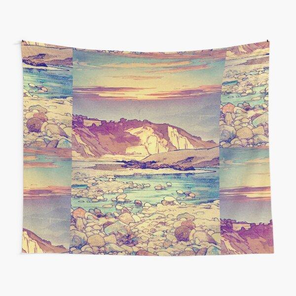 Sunset at Yuke Tapestry