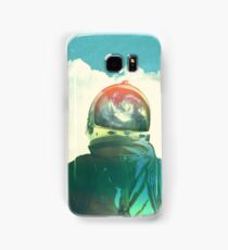God is an astronaut Samsung Galaxy Case/Skin
