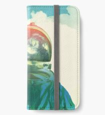 God is an astronaut iPhone Wallet/Case/Skin