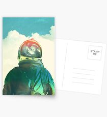 God is an astronaut Postcards