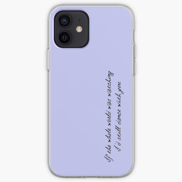 Niall Horan This Town Phone Case iPhone Soft Case