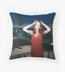 Galapagos Throw Pillow