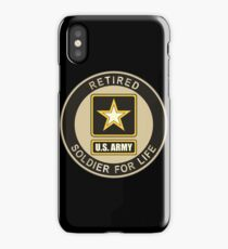 Army - Soldier For Life iPhone Case/Skin