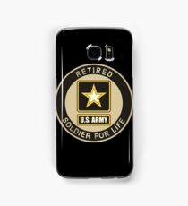 Army - Soldier For Life Samsung Galaxy Case/Skin