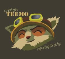 Captain Teemo | Unisex T-Shirt