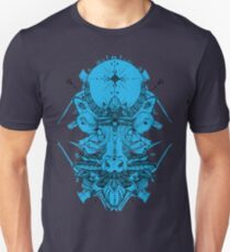 Blue Holy Cow. Unisex T-Shirt