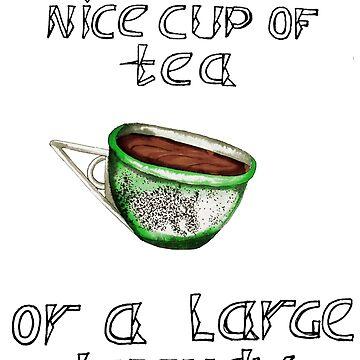 Accio tea by HZSjostrom