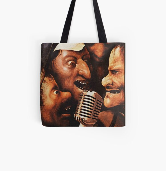 Radio Bosch  All Over Print Tote Bag