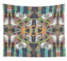 White-throated sparrows Wall Tapestry