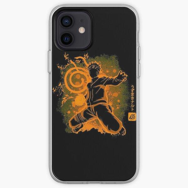 The Jinchuriki iPhone Soft Case