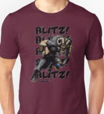 Blitz - chaos rule number 1 Unisex T-Shirt