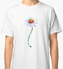 White Camomile Classic T-Shirt