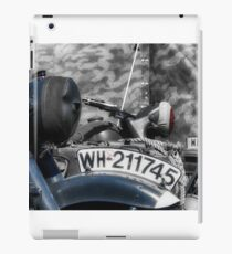 The War Machines  iPad Case/Skin