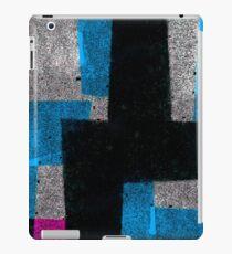 Abstract Tiles iPad Case/Skin