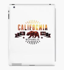 California Palm Trees iPad Case/Skin