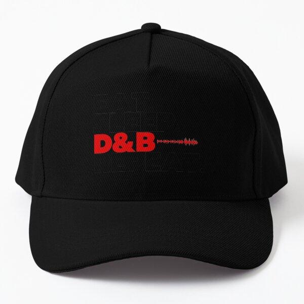 Eat Sleep D&B Repeat Baseball Cap