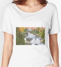 Mill Pond Women's Relaxed Fit T-Shirt