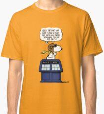 The time war hero Classic T-Shirt