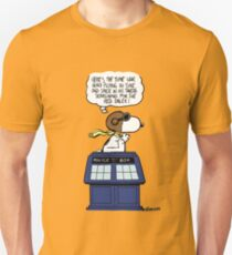 The time war hero T-Shirt