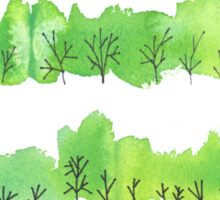 Little Forest Sticker