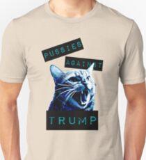 Pussies Against Trump Impact Unisex T-Shirt
