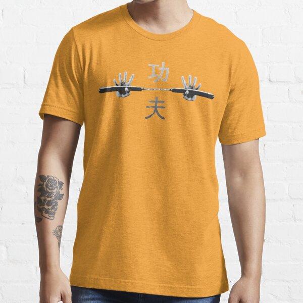 Kung Fu Nunchaku Essential T-Shirt