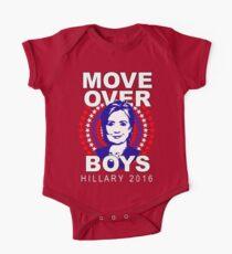 Hillary Clinton Move Over Boys Kids Clothes