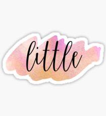 Little - Sorority Sticker