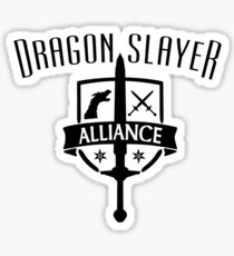 Dragon Slayer Alliance Sticker