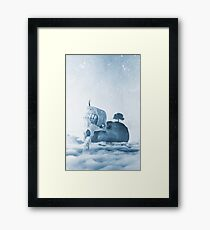 Human Condition Framed Print