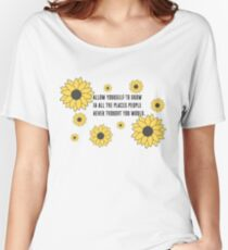 Grow Inspiration Women's Relaxed Fit T-Shirt