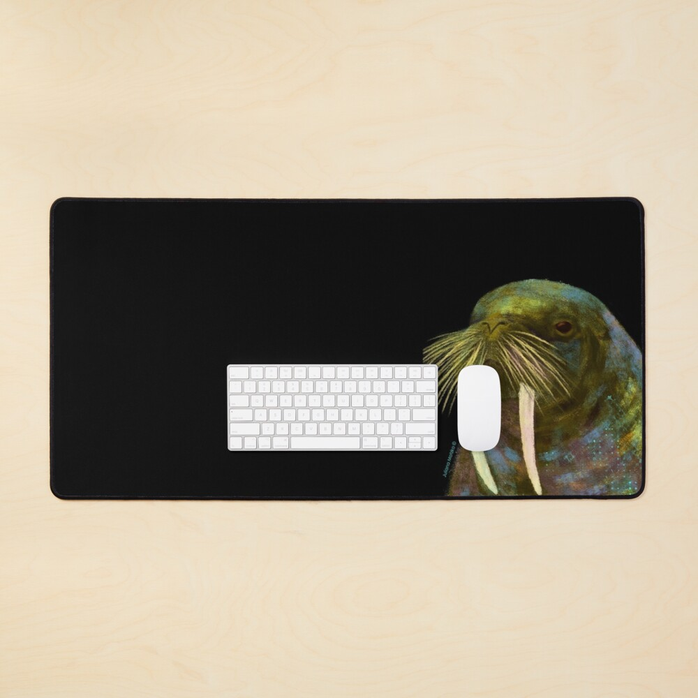 Walrus Mouse Pad