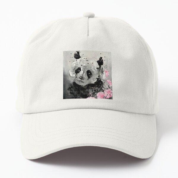 """Panda """"Bouquet du Sichuan"""" Casquette Dad Hat"""