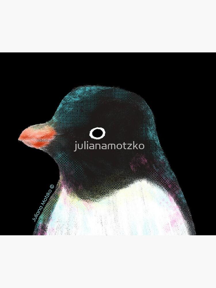 Adélie Penguin by julianamotzko