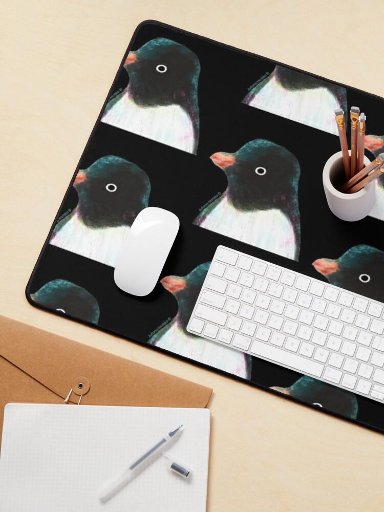 Alternate view of Adélie Penguin Mouse Pad