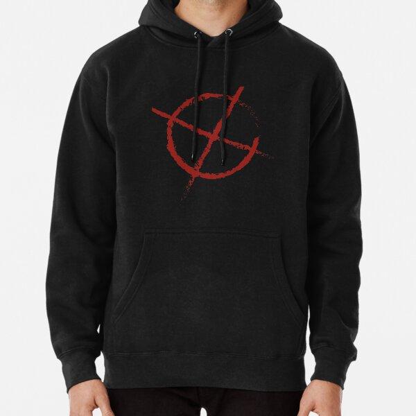 Slenderman Symbol Pullover Hoodie