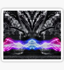 The Power of Nature HDR Sticker