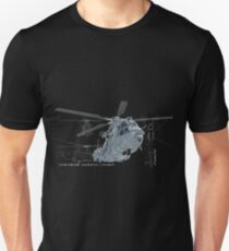 Caracal helicopter color Unisex T-Shirt