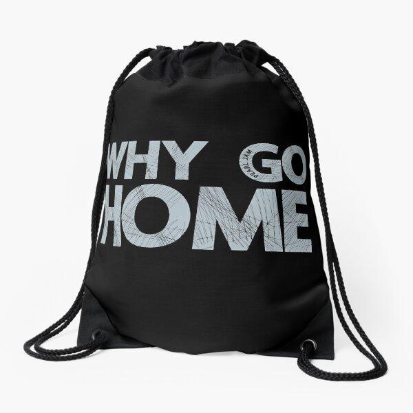 Why Go Drawstring Bag