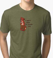 Innocent Foxy Tri-blend T-Shirt