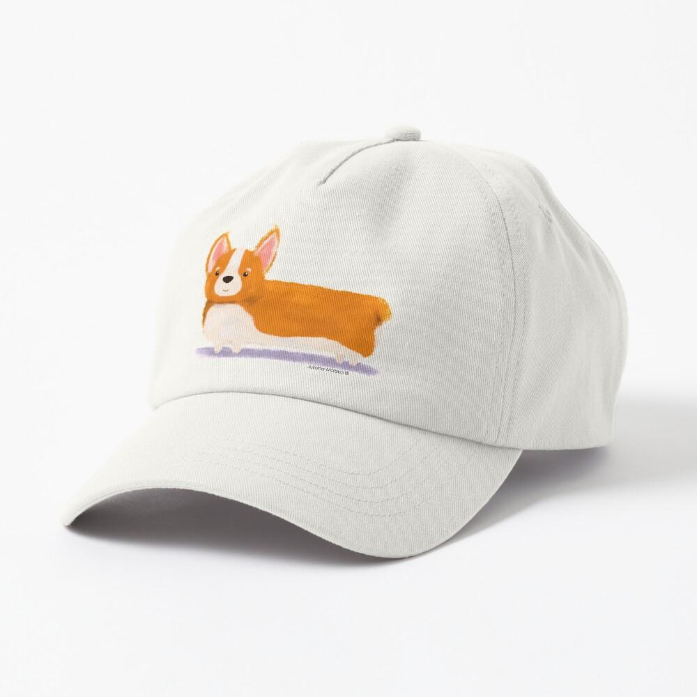 Corgi Cap